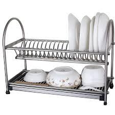 Dish Drainers Online Get Cheap Bowl Cutlery Shelf Dish Rack Aliexpress Com