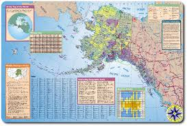 Maps Of Alaska by Alaska Road Trip Travel Map Overland Adventures And Off Road