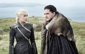 Twist By Clarke Amp Clarke Emilia Clarke And Kit Harington React To U0027game Of Thrones U0027 Season