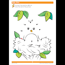 abc dot to dots deluxe edition workbook helps preschoolers learn