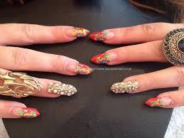 62 most stylish edge nail art designs