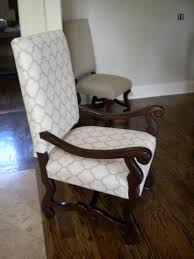 Covering Dining Room Chairs Reupholstering Dining Room Chairs Onyoustore How To Upholster