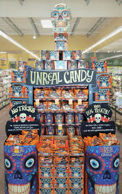 halloween m m candy unreal launches a super natural candy revolution with select