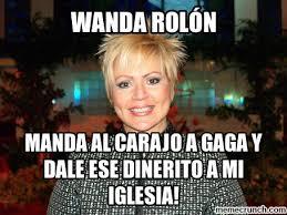 Wanda Meme - rol祿n