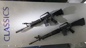 Colt Introduces New Reproduction Vietnam Era Ar 15s At Nra 2016
