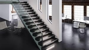 led treppe treppen beleuchten mit schlüter liprotec schlüter systems