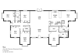 federation style homes floor plans
