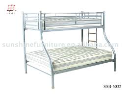 Metal Folding Bed Beds Portable Twin Air Beds Mattress Frame Folding Bed Gray