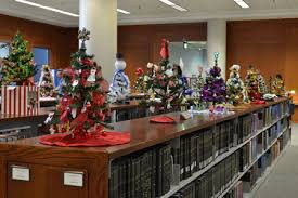 3rd annual miniature christmas tree contest kick off and tree pick