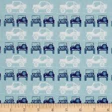 white jeep with teal accents riley blake j is for jeep jeeps blue print home and colors