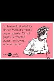 Fruit Salad For Dinner Meme - vino lush wine meme pinterest party humor meme and humor
