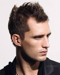regular hairstyle mens simple and classic short men s hairstyle