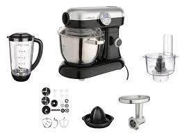 de cuisine chauffant multifonctions kitchencook revolution v2 noir