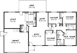 ranch house floor plans ranch house floor plans house plans ranch floor unique ranch house