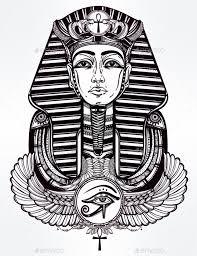 25 unique pharaoh tattoo ideas on pinterest sfinge image king