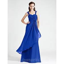 royal blue chiffon bridesmaid dresses floor length chiffon bridesmaid dress ruby grape royal blue