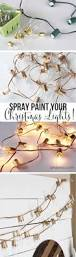 Diy Craft For Home Decor by Best 25 Christmas Lights Decor Ideas On Pinterest Christmas