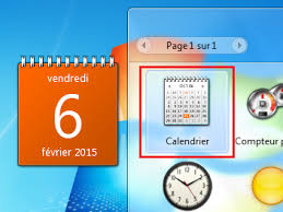 mettre m騁駮 sur bureau afficher la m騁駮 sur le bureau windows 7 60 images meteo sur