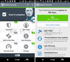bagas31 eset smart security 9 mobile security antivirus premium for android