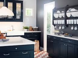 Best Ikea Laxarby Images On Pinterest Kitchen Kitchen Ideas - Ikea black kitchen cabinets