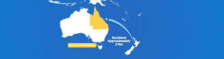 Where Is New Zealand On The Map Welcome To Queensland Australia Queensland Com