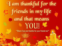quotes about thanksgiving and friends best quote 2018