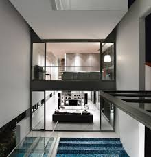 inside of a fashionable house in singapore decoration trend