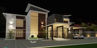 Contemporary Villa Designs In Kerala Contemporary Style Modern Villa Design Design Architecture And