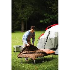 coleman cing table walmart coleman inglewood 20 degree king sized sleeping bag walmart com
