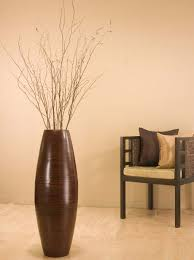 floor vase with branches large tall vases decor