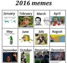 Meme Calendar - 2 paths one leads to new rodrick other leads to death everyone