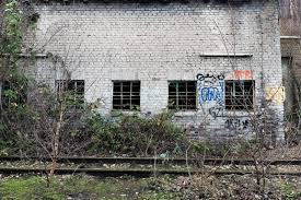 Abandoned Place by Free Images House Window Atmosphere Home Wall Overgrown