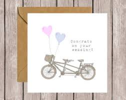 Congratulations On Your Marriage Cards Valentine Card Love Card Wedding