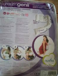 cuscino gravidanza nuvita nuvita dreamgenii cuscino gravidanza e allattamen tutto per i
