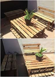 Patio Furniture Pallets by Exciting Ways To Make Useful Things With Old Wooden Pallets