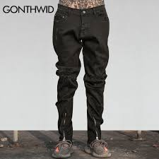 Ripped Knee Jeans Mens Online Buy Wholesale Black Ripped Knee Pants For Men From China