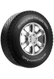 Bf Goodrich Rugged Terrain Reviews Details For Bfgoodrich Rugged Trail T A Kar Mar Tire Sales