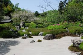 the serenity of karesansui japanese rock garden kcp international