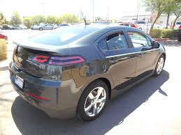 certified pre owned 2014 chevrolet volt 4dr car in mesa 17185