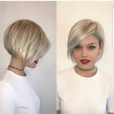 short hairstyles 30 trendy stacked hairstyles for short hair