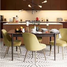 Expandable Dining Room Tables Ellipse Expandable Dining Table West Elm