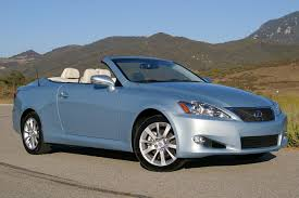lexus coupe drop top least expensive convertibles of 2015