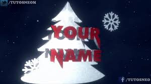 top 10 merry christmas intro template 2 cinema 4d blender