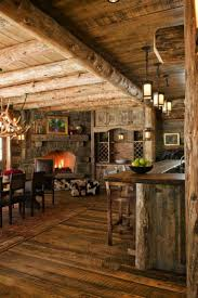 Log Home Interiors 367 Best Cabins Log Homes And More Images On Pinterest Log