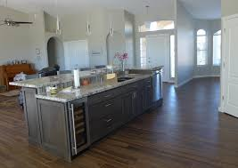 Opening Up A Galley Kitchen Before And After Kitchen U0026 Bathroom Remodeling Company In Scottsdale Phoenix