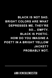 Can You Black With Color I Agree And Disagree At The Same I Black And Bright
