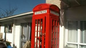 london phone booth bookcase how we made our red english telephone booth youtube