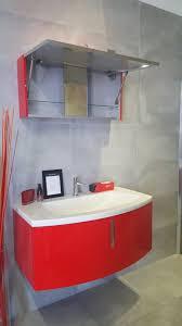 Meubles Salle De Bain Rouge by Meuble Vasque De Couleur Rouge Pour Salle De Bain Sols Concept