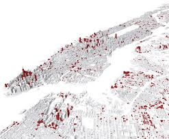New York Map With Cities by Reshaping New York Interactive Feature Nytimes Com