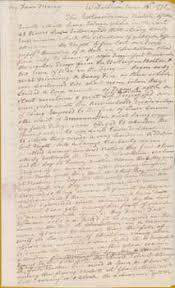 otis siege social bunker hill exhibit letter from warren to mercy otis warren